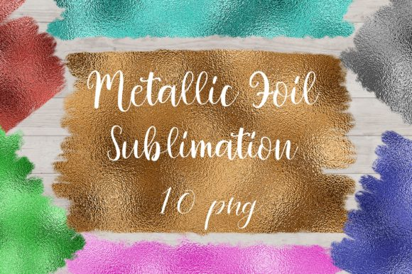 Sublimation Metallic Foil Background Graphic Backgrounds By PinkPearly
