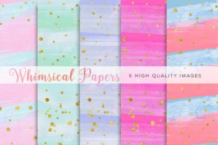 Print on Demand: Colorful Watercolor Paper, Clip Art Graphic Illustrations By SunflowerLove