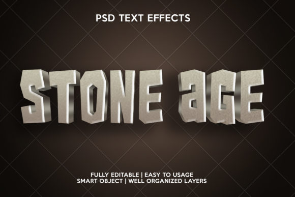 Stone Age Graphic Layer Styles By gilangkenter
