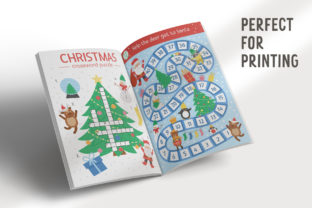 Merry Christmas Games and Activities Graphic Teaching Materials By lexiclaus 12
