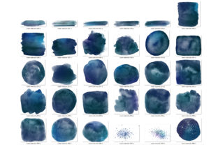 Print on Demand: Ocean Watercolor Elements Graphic Illustrations By Digital Curio 4