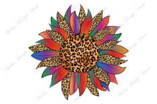 Sublimation - Tie Dye Sunflower Graphic Crafts By MidasStudio