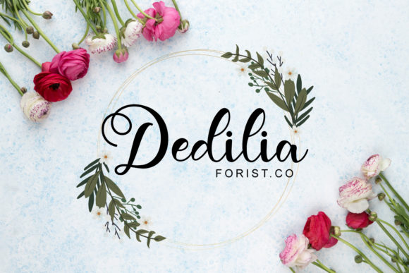 Adelisa Font Preview