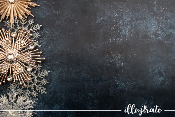 Print on Demand: Christmas Styled Stock Photography Graphic Product Mockups By illuztrate