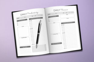 Daily Productivity Planner - 2