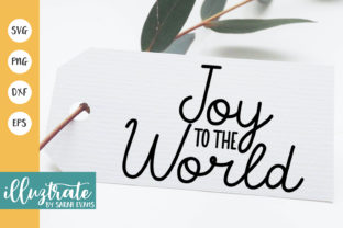 Print on Demand: Joy to the World Graphic Crafts By illuztrate