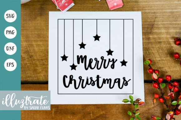 Print on Demand: Merry Christmas Graphic Crafts By illuztrate