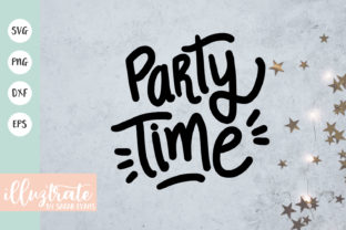 Print on Demand: Party Time Graphic Crafts By illuztrate