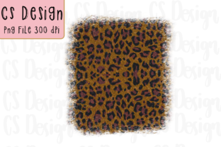 Print on Demand: Sublimation Background Leopard Graphic Crafts By CSDesign
