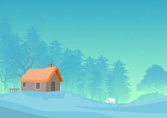 Backgrounds with Stylized Illustrations Graphic Backgrounds By americodealmeida