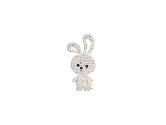 Little Bunny Embroidery
