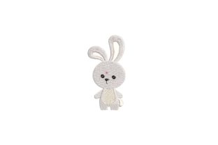 Little Bunny Baby Animals Embroidery Design By carasembor