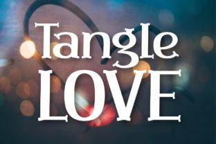 Print on Demand: Tangle Love Serif Font By Jasm (7NTypes)