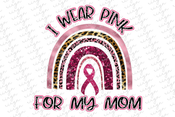 Breast Cancer Sublimation PNG Graphic Crafts By riryndesign