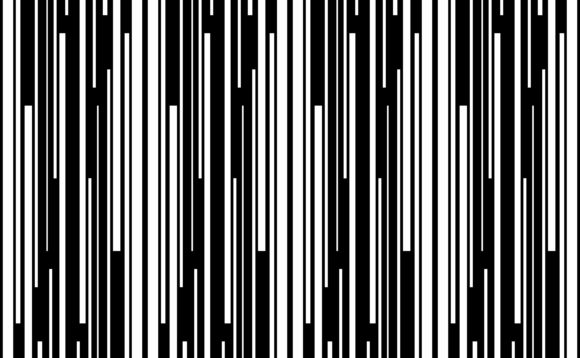 Vertical Stripes of Random Graphic Patterns By asesidea