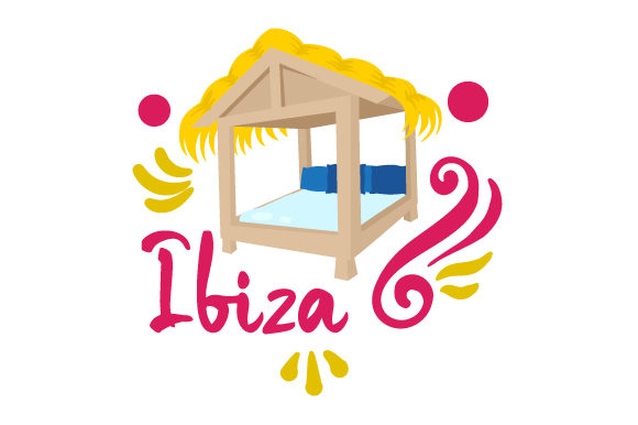 Ibiza Summer Craft Cut File By Creative Fabrica Crafts