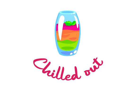 Chilled out Summer Craft Cut File By Creative Fabrica Crafts