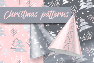 Print on Demand: Christmas Patterns Graphic Patterns By Em-Pal