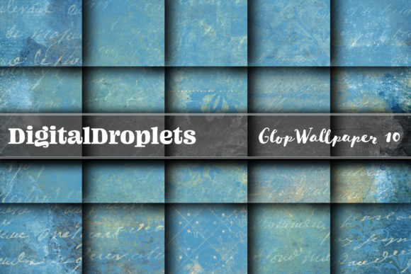 Glop Wallpaper 10 Graphic Backgrounds By digitaldroplets