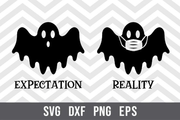 Halloween Expectation Reality SVG Graphic Crafts By spoonyprint