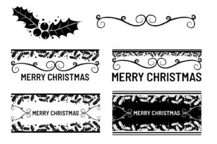 Print on Demand: Hand Drawn Christms Sticker Cutout Graphic Illustrations By PatternHousePk