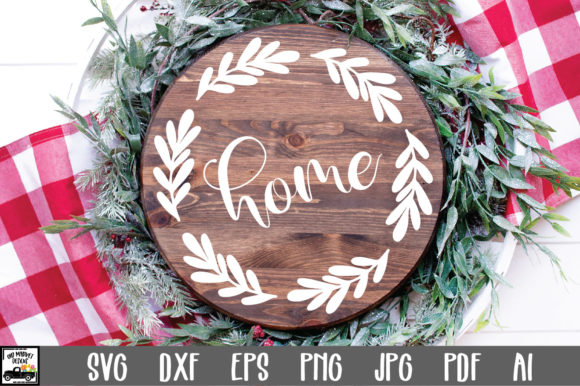Print on Demand: Home Graphic Crafts By oldmarketdesigns
