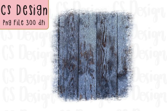 Print on Demand: Sublimation Clipart Old Wood Background Graphic Crafts By CSDesign