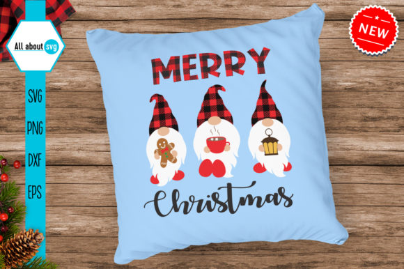 Ultimate Christmas Gnomes Bundle Graphic Popular Design