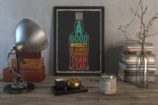 Print on Demand: Whisky Trail Display Fuente Por Vozzy Vintage Fonts And Graphics 10