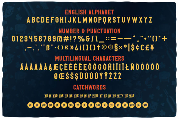 Whisky Trail Font Download