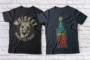 Print on Demand: Whisky Trail Display Fuente Por Vozzy Vintage Fonts And Graphics 5