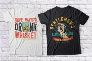 Print on Demand: Whisky Trail Display Fuente Por Vozzy Vintage Fonts And Graphics 7