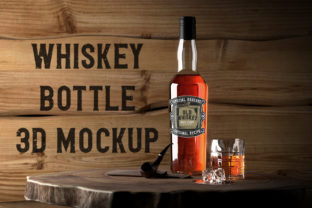 Print on Demand: Whisky Trail Display Fuente Por Vozzy Vintage Fonts And Graphics 9