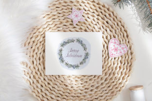 Print on Demand: Christmas Gnome Family Tree Lantern Star Graphic Illustrations By PawStudio 10