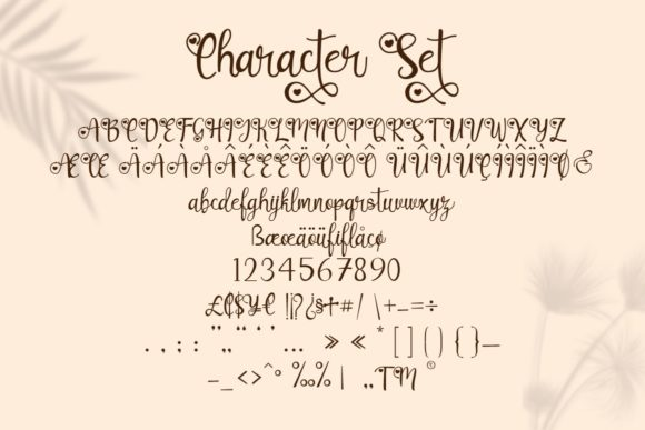 Lovely Couple Font Preview