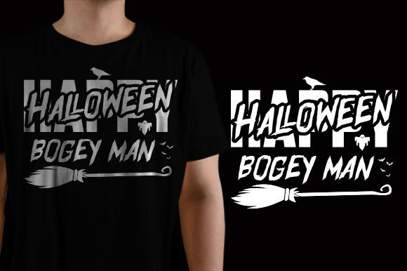 Bogey Man Graphic Crafts By HASSHOO
