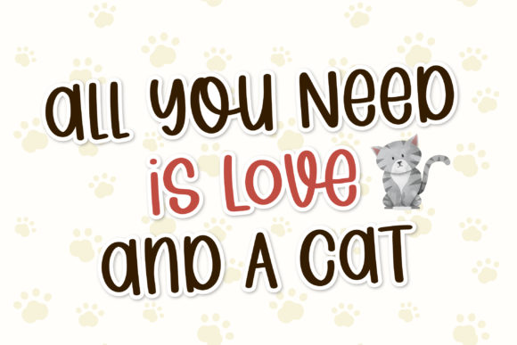 Cat Brothers Font Download