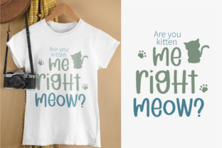 Print on Demand: Cat Brothers Script & Handwritten Font By BitongType 6