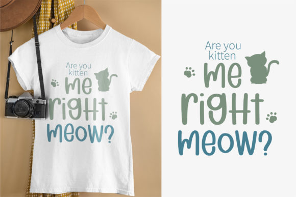 Cat Brothers Font Image