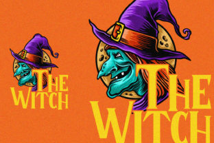 Print on Demand: Child Witch Display Font By Arendxstudio 2