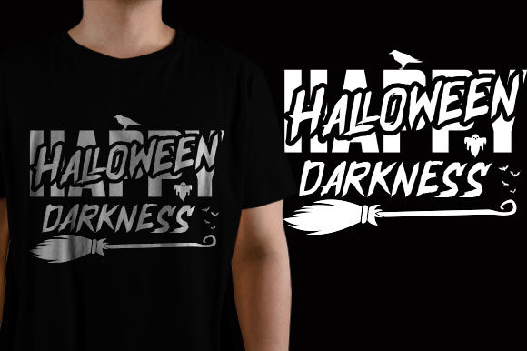 Darkness Graphic Crafts By HASSHOO