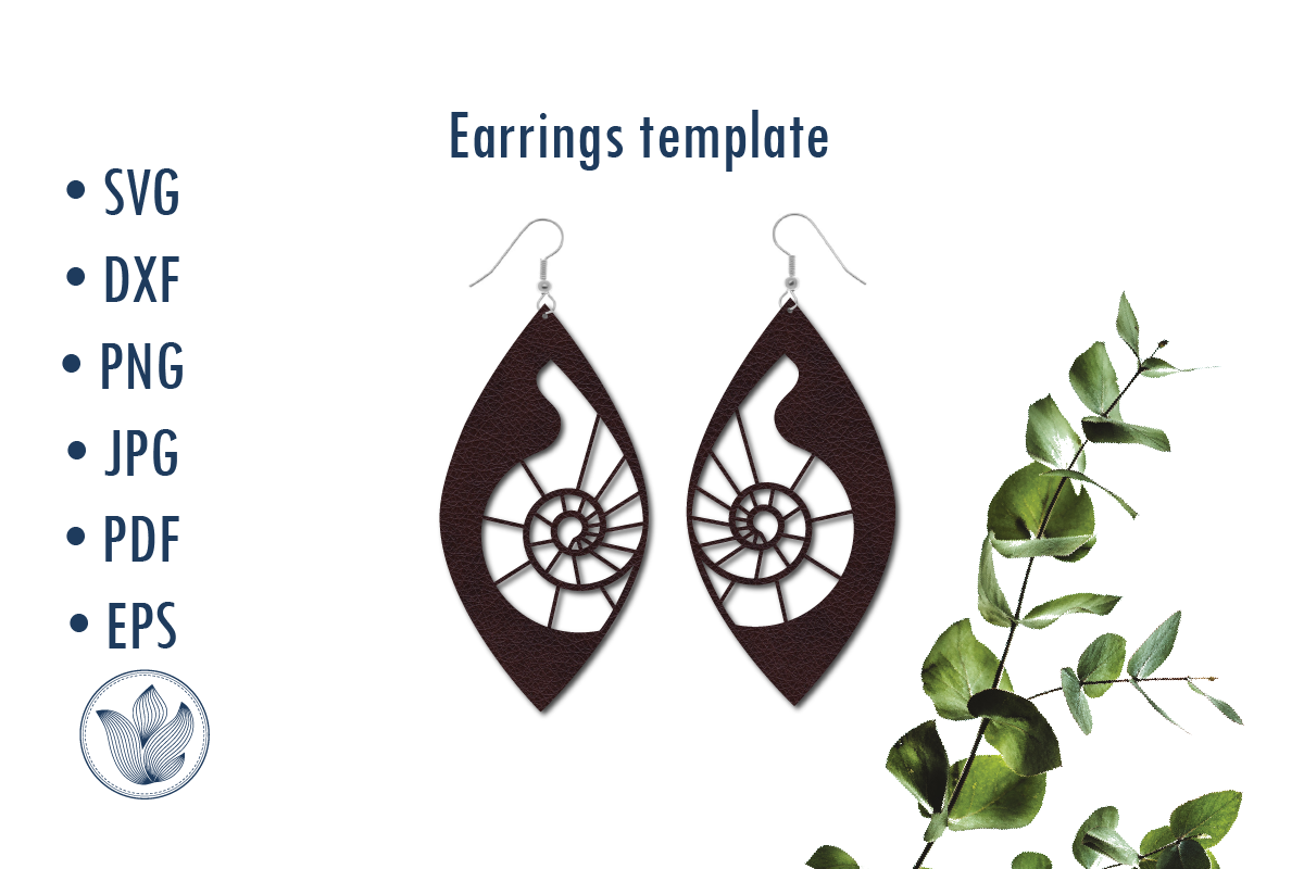 Halloween Earring Svg Free Best Premium Svg Silhouette Create Your Diy Projects Using Your Cricut Explore Silhouette And More The Free Cut Files Include Psd Svg Dxf Eps And Png Files