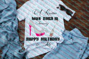 Print on Demand: Birthday Heel Bundle Graphic Print Templates By That Paradise Boutique