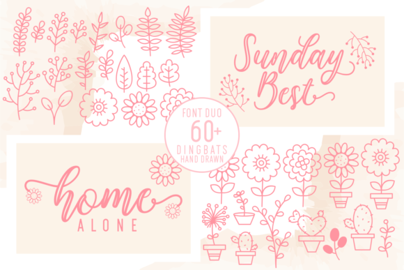 Calyne Font Preview