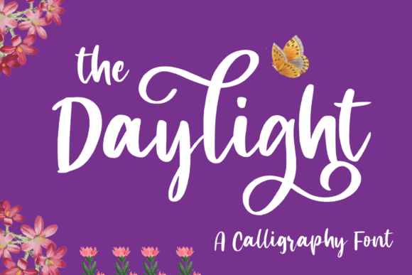 The Daylight Font