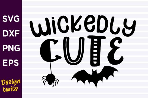Wickedly Cute SVG Graphic Crafts By designtwits