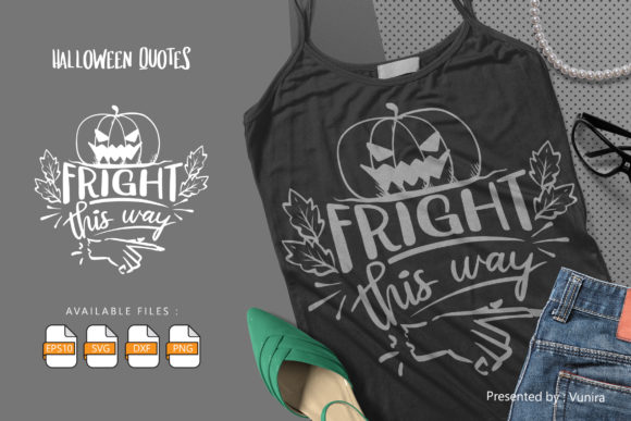 10 Halloween Bundle | Lettering Quotes Graphic Preview