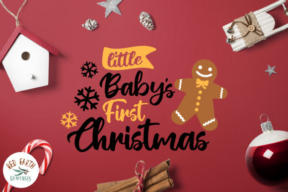 2 in 1 Christmas Quotes Bundle Graphic Design