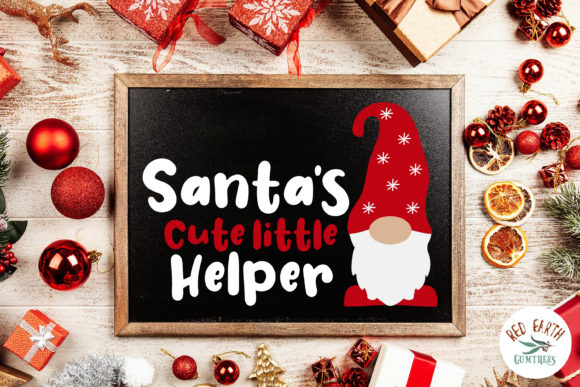 2 in 1 Christmas Quotes Bundle Graphic Image