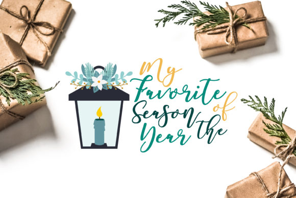 2 in 1 Christmas Quotes Bundle Graphic Downloadable Digital File